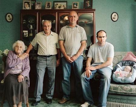 Alice Pover 91, Hubert Pover 70, Martin Pover 48, Scott Pover 27, Chloe Pover 3 months