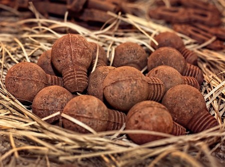 Праздник Шоколада во Львове - рай для сладкоежек — фото 11