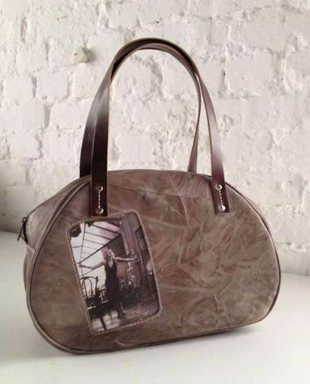Знай наших: оригинальные сумки от дизайнера Елены Чекризовой — фото 10