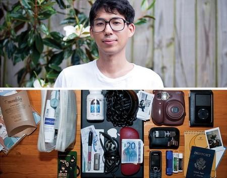 """О чем расскажет Ваша сумка? Фото-проект """"Персона"""" от Джейсона Трэвиса — фото 4"""