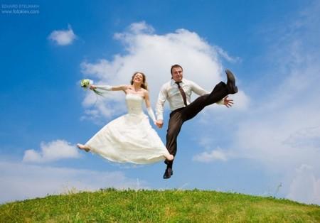 Оригинальные свадебные фотографии Эдуарда Стельмаха — фото 8