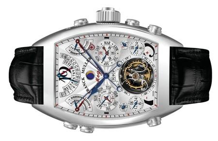 Самые сложные наручные часы: Aeternitas Mega 4 от Franck Muller — фото 5