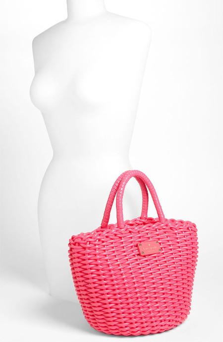 Яркие сумки-плетенки для лета 2013 — фото 5