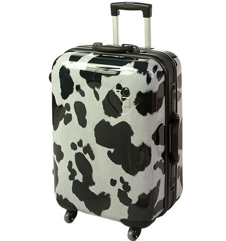 А это совсем не далматинец, а… корова :-)