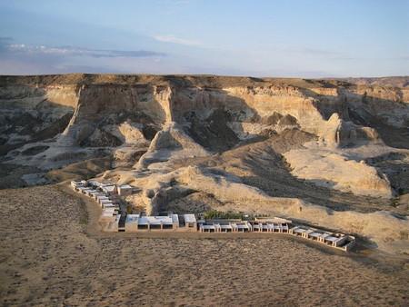 Отель Амангири, затерянный в пустыне Юта — фото 3