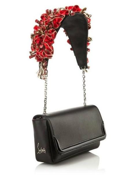 «Париж на плече» и другие сумки из серии Artemis bag от  Christian Louboutin. — фото 8