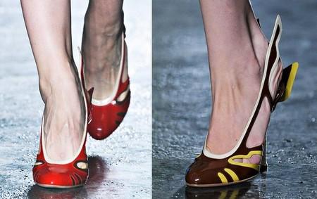 Смелая и яркая весенняя коллекция обуви от Prada — фото 4