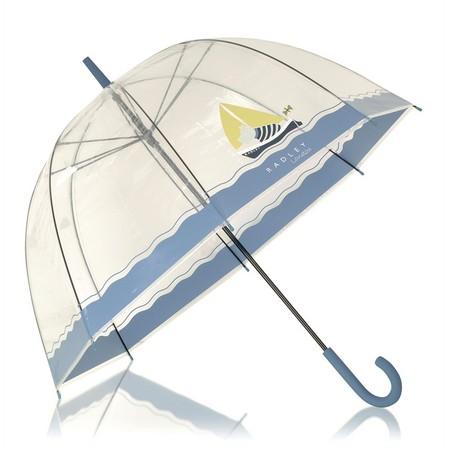 Такой зонтик — напоминание…