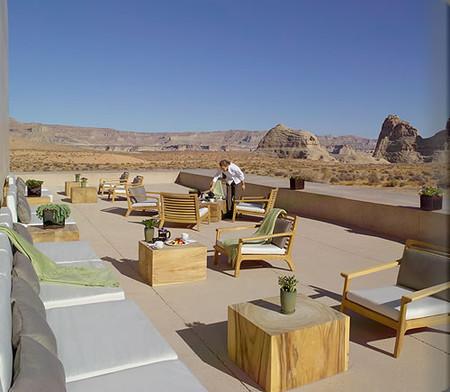 Отель Амангири, затерянный в пустыне Юта — фото 13