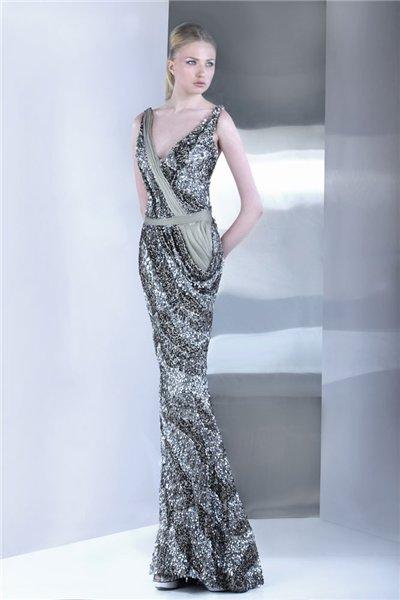 Коллекция вечерних и коктейльных платьев от Tony Ward — фото 34