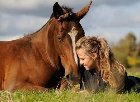 Часто Светлана снимает лошадей вместе с людьми, демонстрируя привязанность между человеком и животным