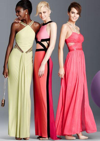 Вечерняя мода 2013: яркие цвета, блеск и многое другое — фото 10