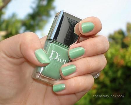 Ароматизированный лак для ногтей Garden Party от Dior Vernis — фото 4