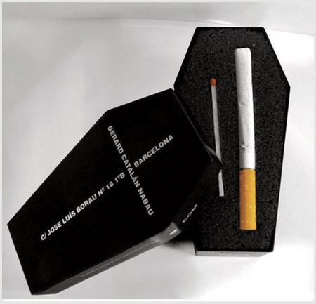 Увы, но сомневаюсь, что такая упаковка действительно поможет бросить курить