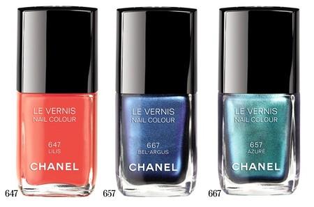 Коллекция косметики Chanel L'ete Papillon -  для летнего креатива — фото 5