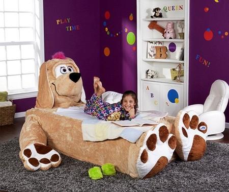 Забавные детские кровати от студии Incredibeds Bedjammies — фото 10