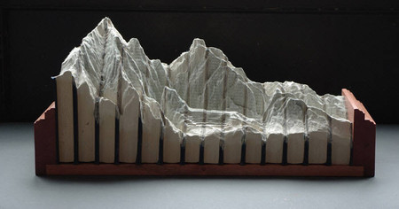 Скульптуры из книг от Гая Ларами (Guy Laramee). — фото 3