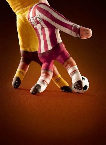 Футболисты :-)