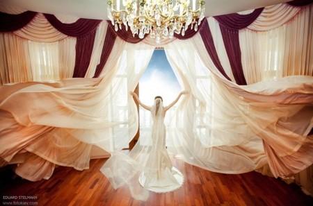 Оригинальные свадебные фотографии Эдуарда Стельмаха — фото 3