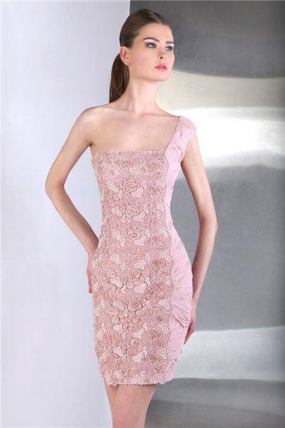 Коллекция вечерних и коктейльных платьев от Tony Ward — фото 16