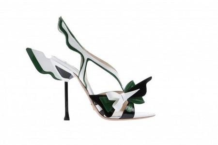 Смелая и яркая весенняя коллекция обуви от Prada — фото 9