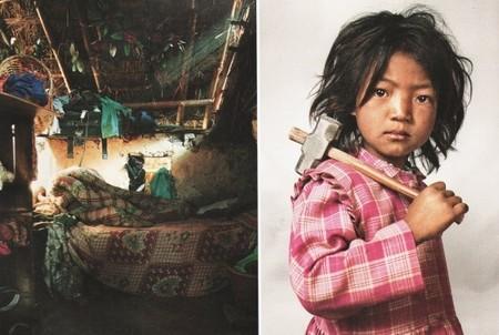 Индира, 7 лет, Катманду, Непал