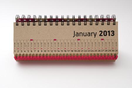 Спички, часы и жалюзи: самые необычные календари на 2013 год — фото 4