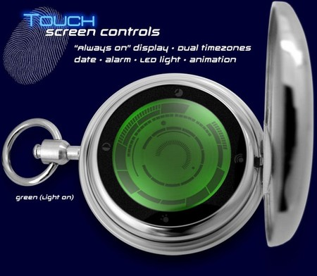 Kisai Rogue Touch: возвращение карманных часов — фото 1