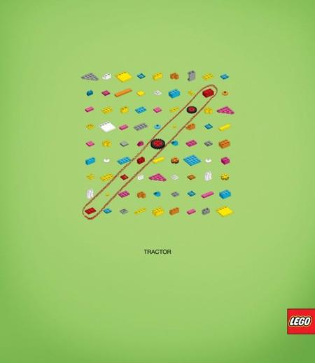 Креативные рекламные кампании конструктора LEGO — фото 14