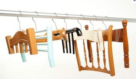 Необычное решение для старых стульев