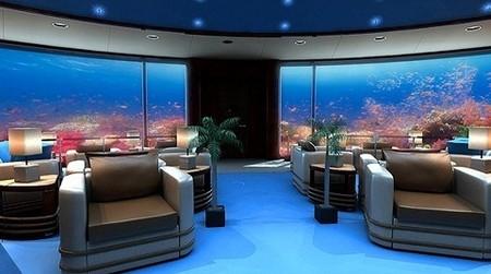Уникальный подводный отель Poseidon Undersea Resort — фото 7