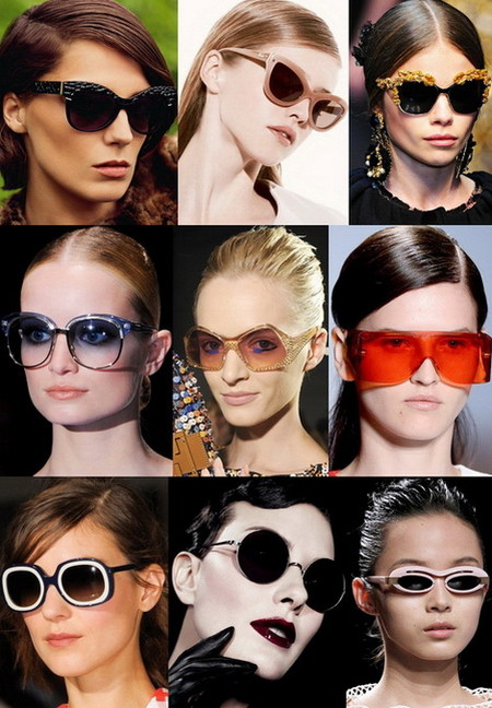 Модные солнцезащитные очки 2013 года — фото 1