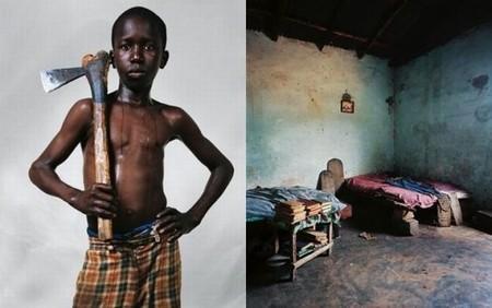 Ламин, 12 лет. Сенегал.