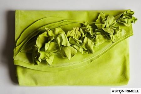 """""""Цветущие"""" клатчи от Aston Rimell — фото 16"""