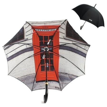 Вариация на тему черного зонта