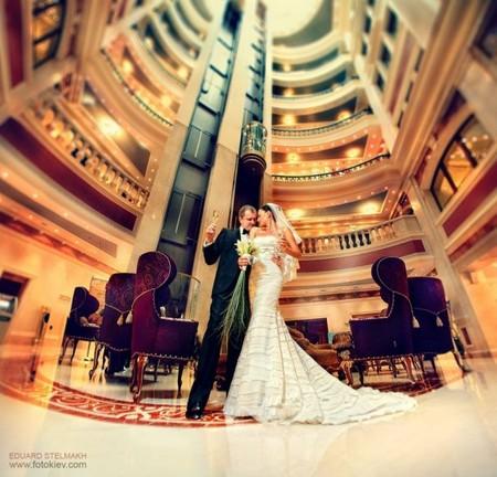 Оригинальные свадебные фотографии Эдуарда Стельмаха — фото 7