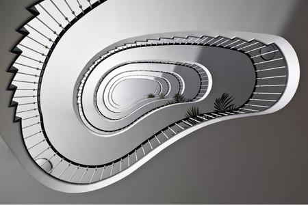 Лестничная геометрия от Нильса Айсфельда — фото 2