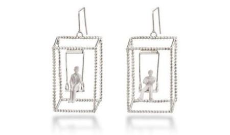 Авторские украшения из серебра от Yael & Tal — фото 10