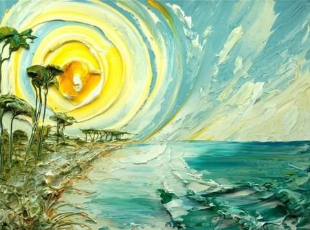Необычные объемные картины Джастина Геффри — фото 12