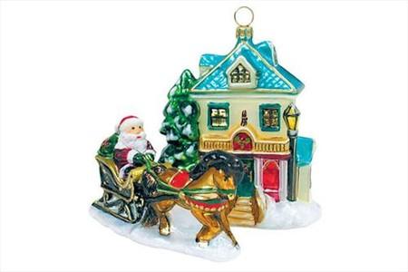 Время наряжать елку: новогодние игрушки от «M.A. Mostowski» и «Komozja». — фото 18