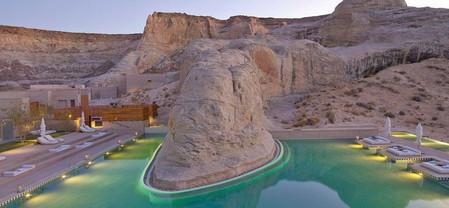 Отель Амангири, затерянный в пустыне Юта — фото 9