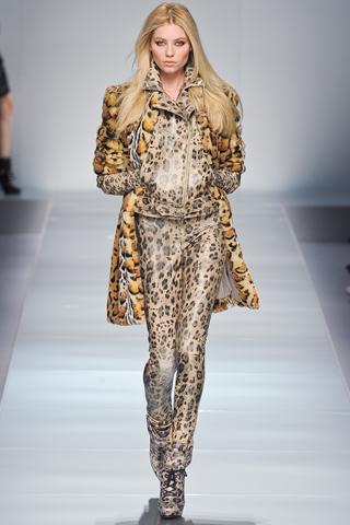 Леопардовый принт далеко не все умеют носить