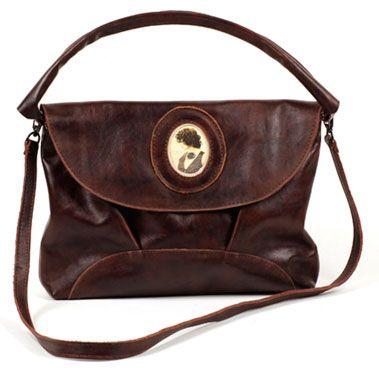 Знай наших: оригинальные сумки от дизайнера Елены Чекризовой — фото 13