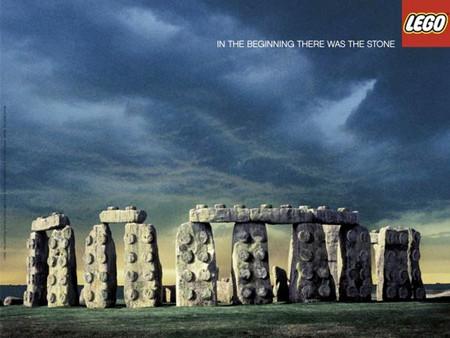 Креативные рекламные кампании конструктора LEGO — фото 1
