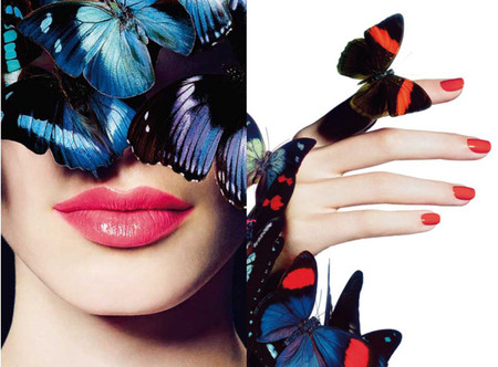 Коллекция косметики Chanel L'ete Papillon -  для летнего креатива — фото 1