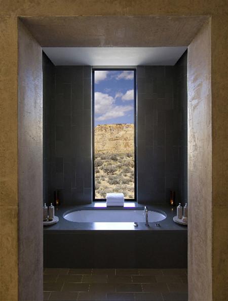 Отель Амангири, затерянный в пустыне Юта — фото 5