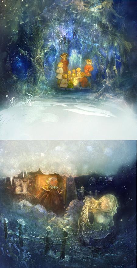 Добрые и сказочные иллюстрации Полины Яковлевой — фото 16