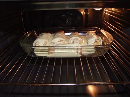 Масленица обязывает :-) Фаршированные блинчики: с капустой, курицей, картошкой и творогом — фото 6