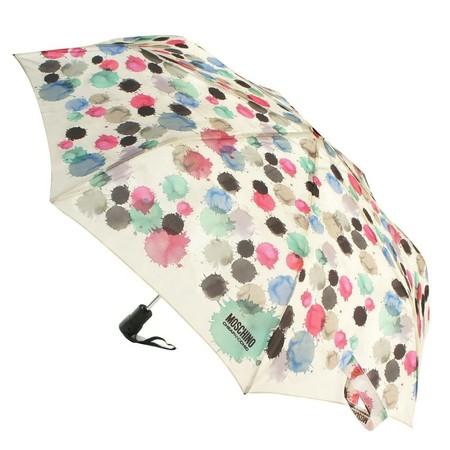 Нескучные зонты от  Moschino Cheap & Chic — фото 11