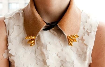 Съемный воротничок и манжеты – оригинальный способ разнообразить гардероб — фото 5